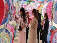 2019日照樱花节开幕,助推乡村振兴和大众旅游
