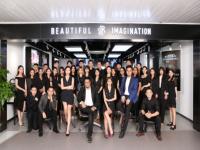 引领行业品牌 美丽畅想彩妆1周年庆典