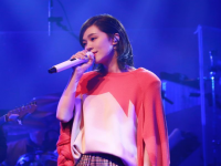 郁可唯新专辑首唱会举办