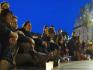 为巴黎圣母院祈福